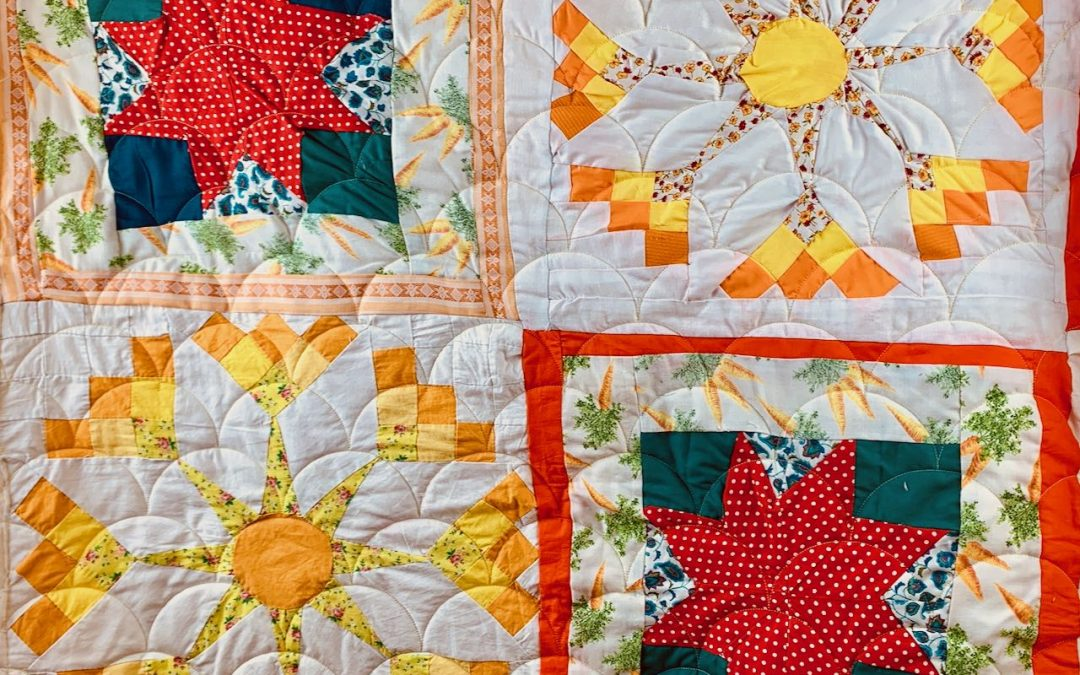 This 13 Year Old Nailed Quilting!